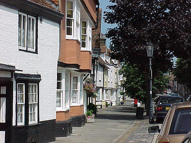 Abbey Street, Faversham