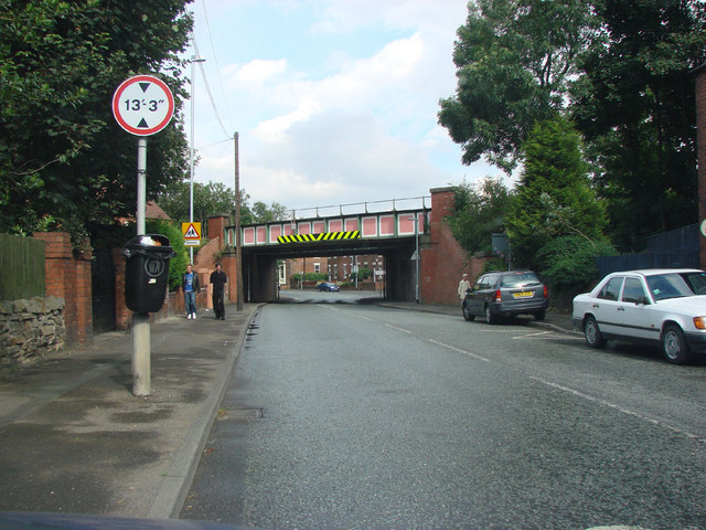 Railway Bridge, Thornes