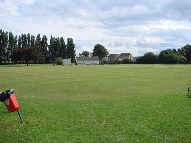 Thornes Cricket Club Pavilion