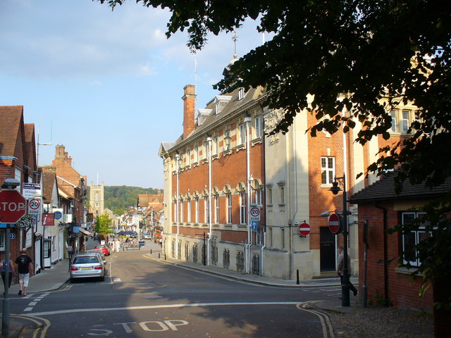 The Town Hall, Henley