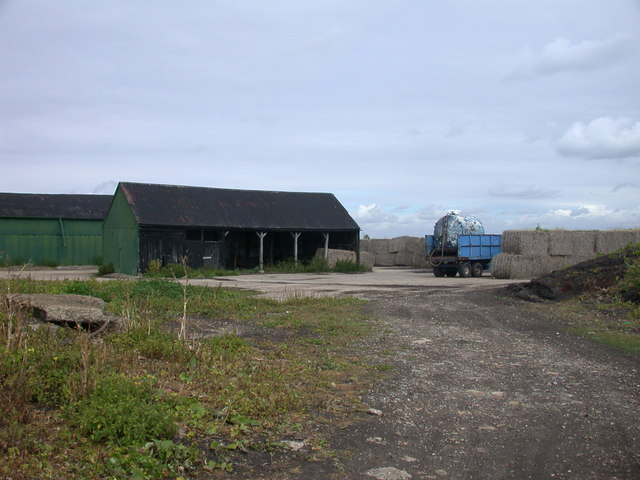 Farm Buildings at Swasedale Farm