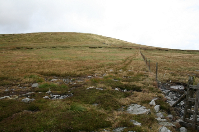 Looking Back to Great ShunnerFell.