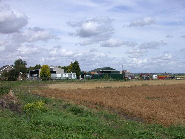 Bankside Farm on Branch Bank