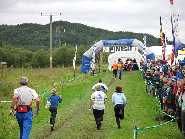 Run in, day 3 Spey 2007