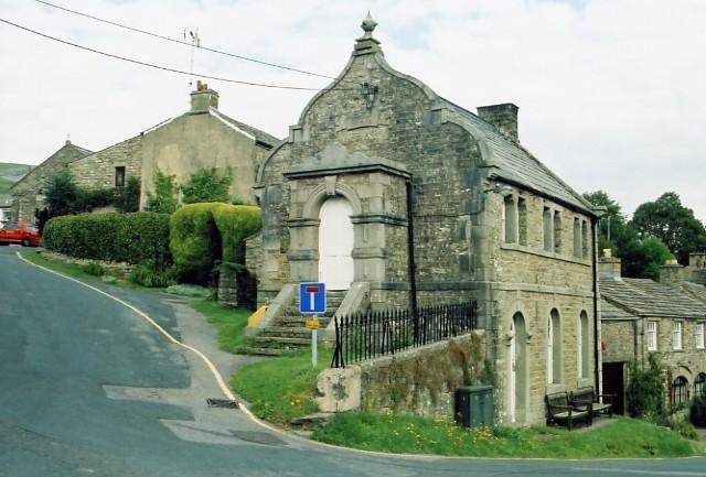 Literary Institute, Muker