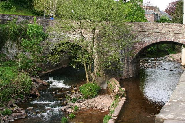 Brecon/Aberhonddu River Bridge