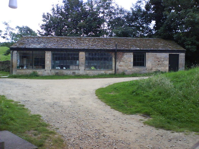 "The ""Dairy Building"""