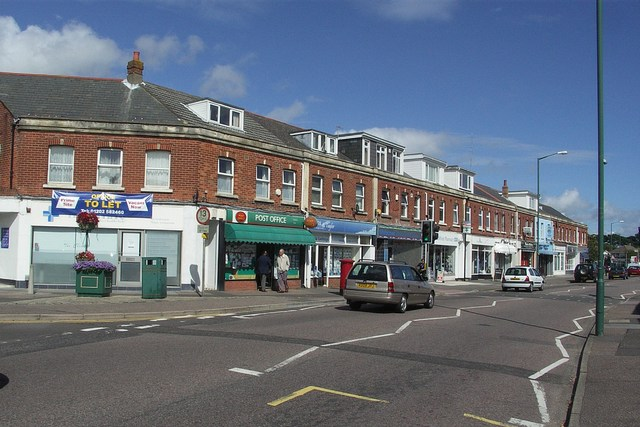 More Shops in Tuckton Road