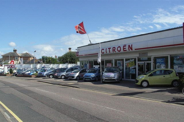 Penton Citroën at Tuckton