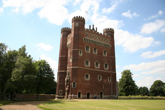 Tattershall castle keep