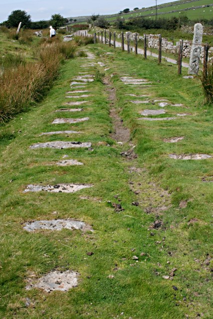 Trackbed of the Kilmar Railway