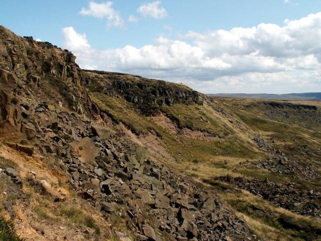 Millstone Rocks