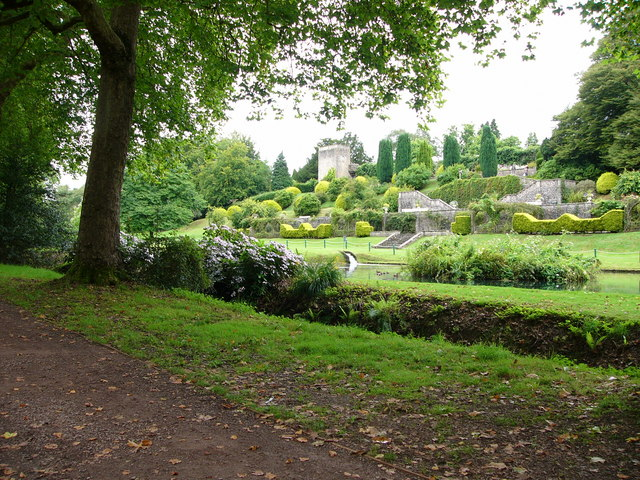 Grounds of St Fagans Castle