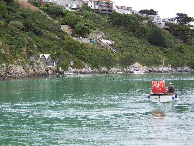 Fern pit Ferry