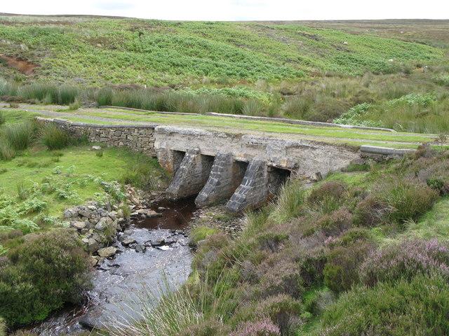 Bridge over Feldon Burn (2)