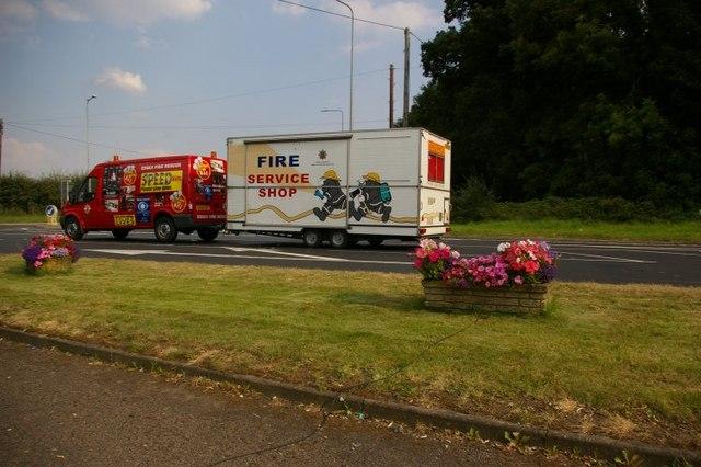 Fire roadshow