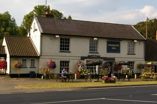 The Foldgate Inn public house