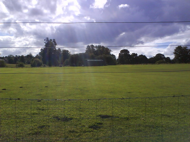 The Old Studley Royal Cricket Ground