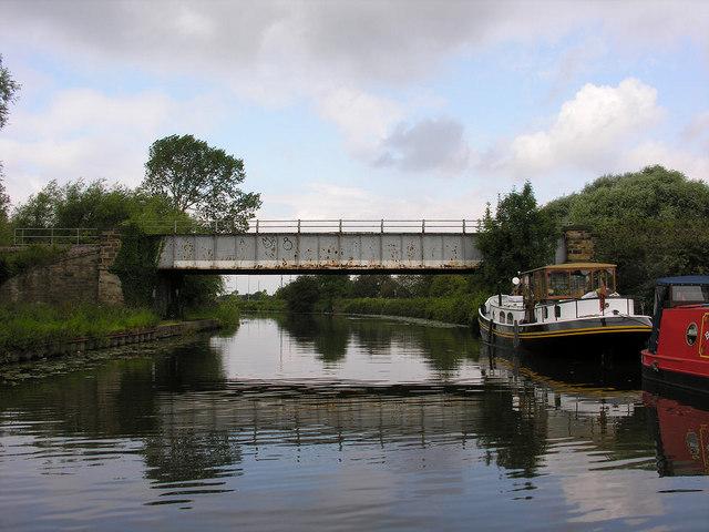 Railway Bridge over canal