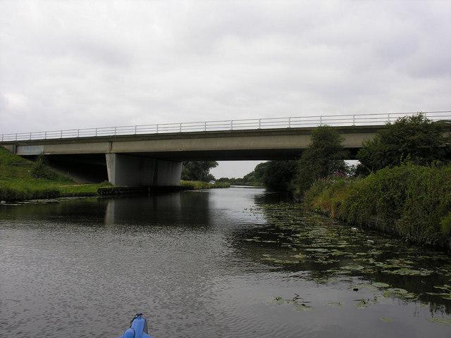 M18 Bridge over canal