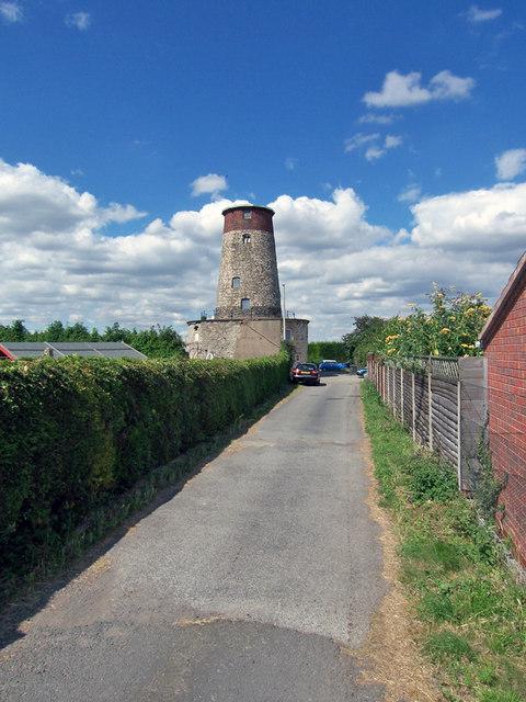 Hibaldstow Mill