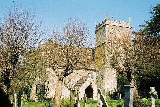 Stour Provost: parish church of St. Michael