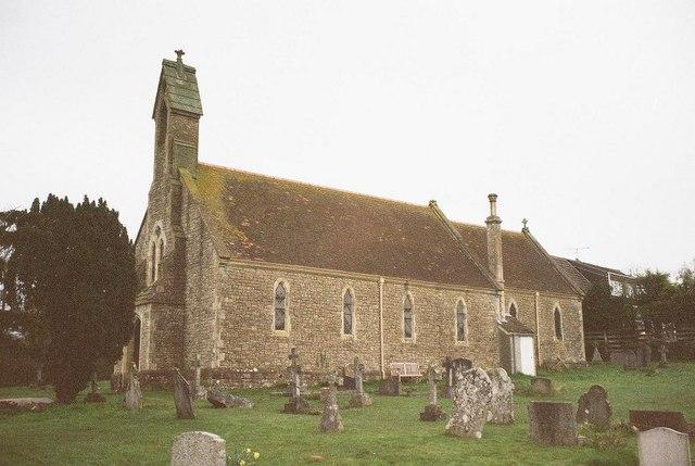 Stour Row: church of All Saints