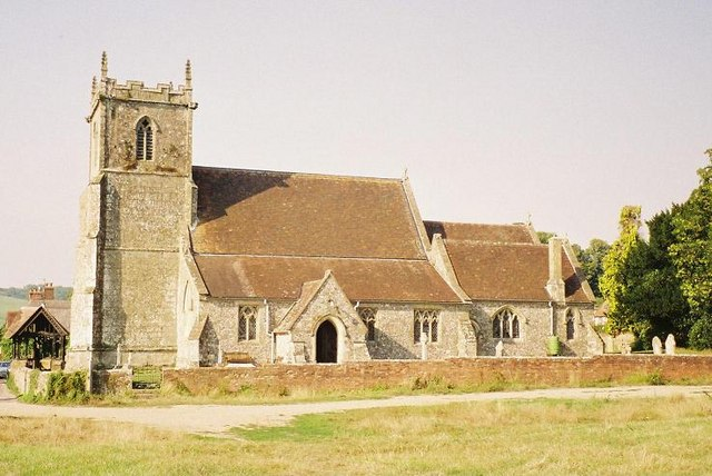 Stourpaine: parish church of the Holy Trinity