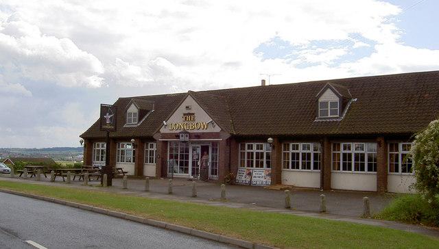 The Longbow Hotel.
