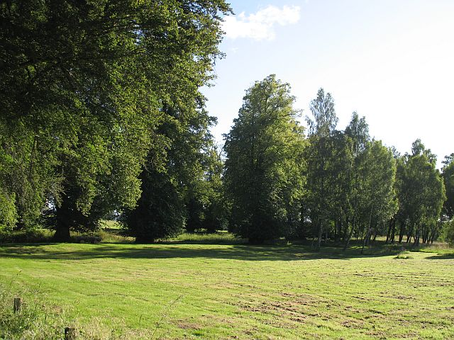 Grounds of Castle Grant