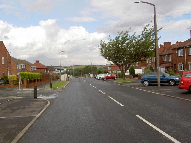 Nanny Marr Road.