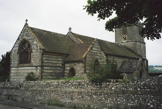 Stratton: parish church of St. Mary