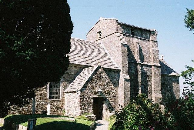 Studland: parish church of St. Nicholas