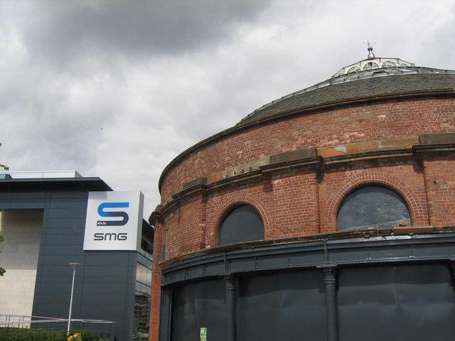 South Rotunda, Glasgow