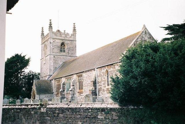 Sturminster Marshall: parish church of St. Mary
