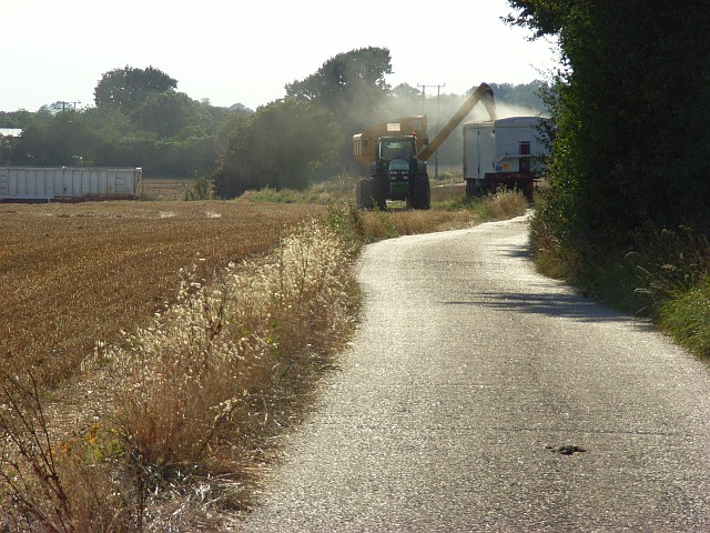Farm road, Littlewick Green