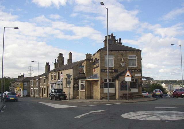 The Junction, Huddersfield Road, Wyke
