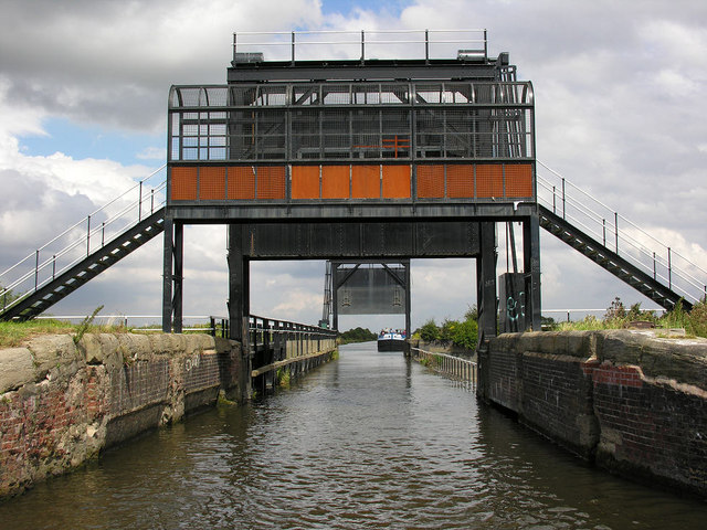 New Junction Canal aqueduct