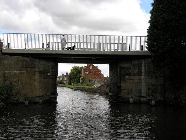 Stainforth Road Bridge