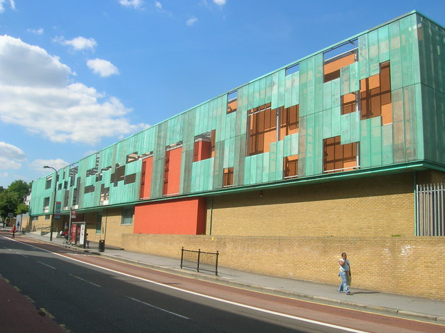 Haverstock School, Haverstock Hill, London NW3