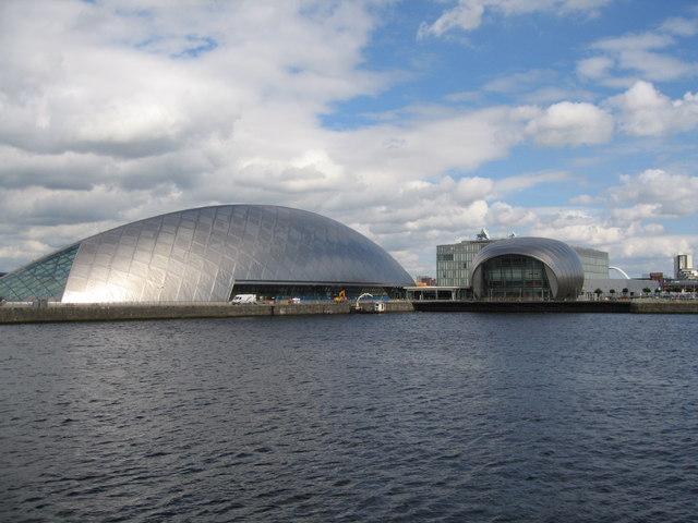 Princes Dock, Glasgow