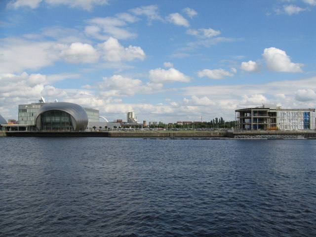 Princes Dock, Glasgow