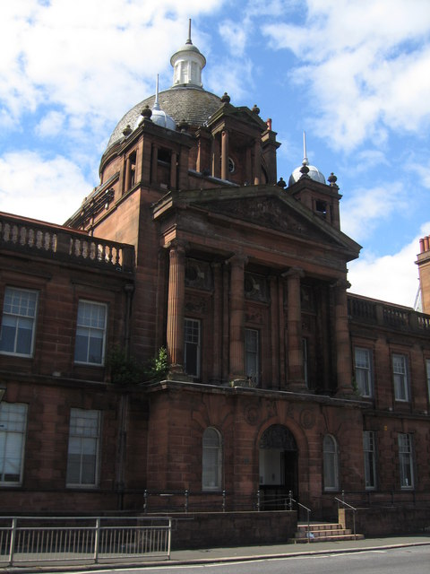 Govan Town Hall, Glasgow