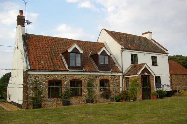 Characterful house