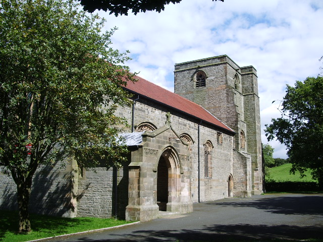 St John the Evangelist Church, Galgate