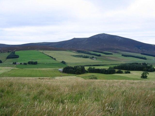 Across Glen Rinnes