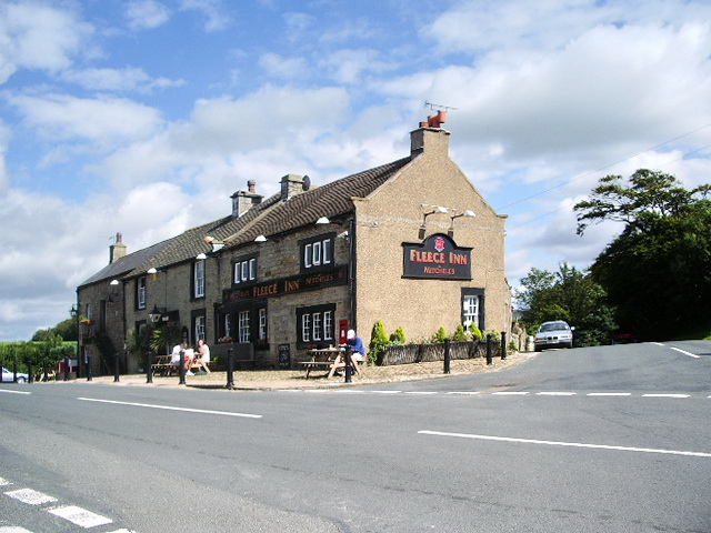 """The Fleece"" Dolphinholme"