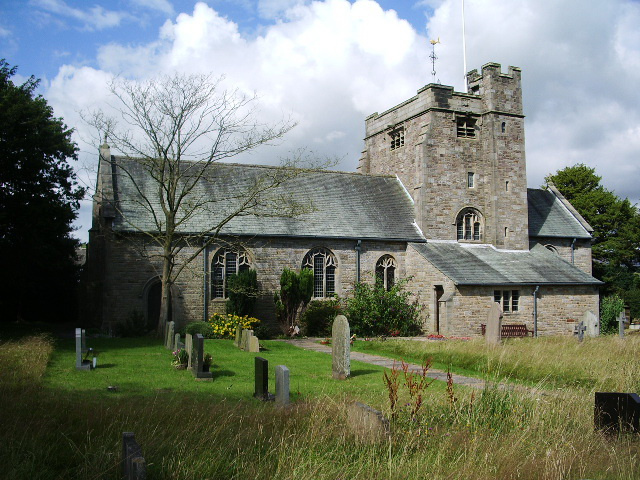 The Parish Church of St Mark, Dolphinholme