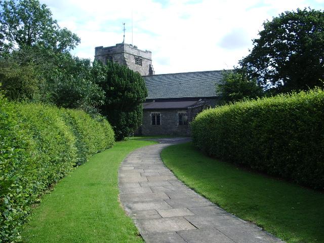 The Parish Church of St Mark, Dolphinholme