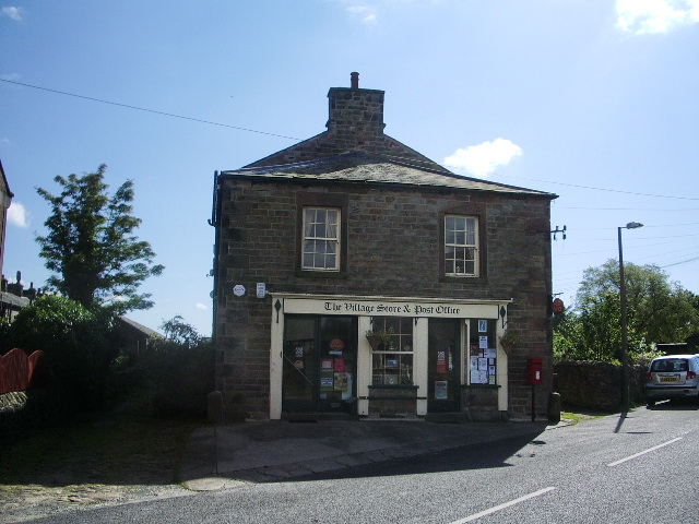 The Village Store & Post Office, Dolphinholme